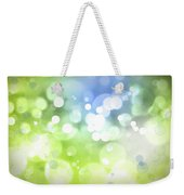 Abstract Background Weekender Tote Bag by Les Cunliffe