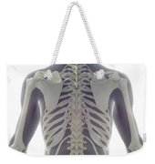 Bones Of The Upper Body Weekender Tote Bag