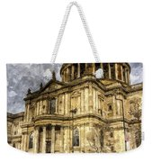 St Paul's Cathedral London Weekender Tote Bag