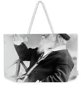 Walt Whitman (1819-1892) Weekender Tote Bag