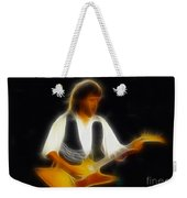38 Special-94-jeff-gc25-fractal Weekender Tote Bag