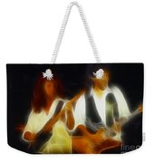 38 Special-94-jeffndanny-gc1a-fractal Weekender Tote Bag