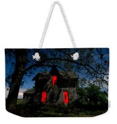 3am At The Farmhouse  Weekender Tote Bag by Cale Best