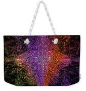 Abstract Series 03 Weekender Tote Bag