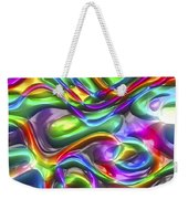 Abstract Series 38 Weekender Tote Bag