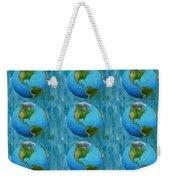 3d Render Of Planet Earth 1 Weekender Tote Bag