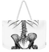 3d Skeletal Reconstruction Weekender Tote Bag