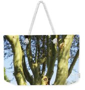 3d Urban Fever Tree Weekender Tote Bag