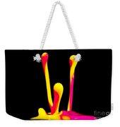 3's Company Weekender Tote Bag