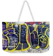 3t Graffiti Weekender Tote Bag