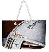 1938 Dodge Ram Hood Ornament Weekender Tote Bag
