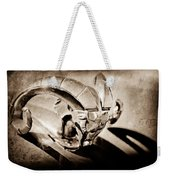 1952 Dodge Ram Hood Ornament Weekender Tote Bag