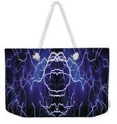 Abstract 115 Weekender Tote Bag