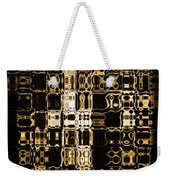 Abstract 96 Weekender Tote Bag