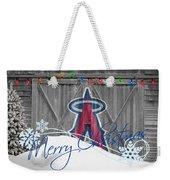 Anaheim Angels Weekender Tote Bag