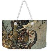 Andersen: Little Mermaid Weekender Tote Bag