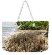 Anne's Beach-2 Weekender Tote Bag