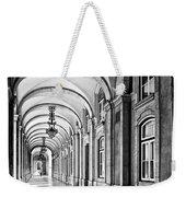 Arcades Of Lisbon Weekender Tote Bag