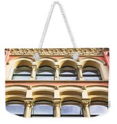 Arch Windows Weekender Tote Bag