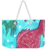 Art Fish Weekender Tote Bag