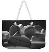Aspirin Tablets Weekender Tote Bag