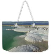 Atacama Salt Lake Near San Pedro De Weekender Tote Bag