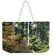 Autumn 8 Weekender Tote Bag
