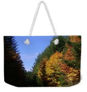 Autumn 9 Weekender Tote Bag