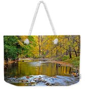 Autumn Overlook Weekender Tote Bag