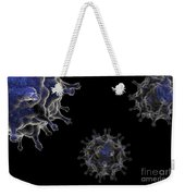 Avian Influenza Virus H5n1 Weekender Tote Bag