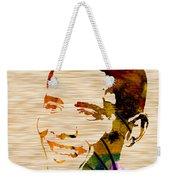 Barack Obama Weekender Tote Bag by Marvin Blaine