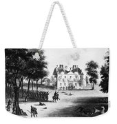 Battle Of Germantown, 1777 Weekender Tote Bag