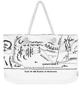 Battle Of Monmouth, 1778 Weekender Tote Bag