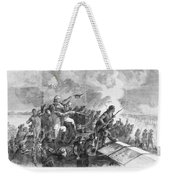 Battle Of Stony Point, 1779 Weekender Tote Bag