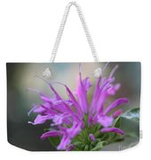 Bee Balm From The Panorama Mix Weekender Tote Bag