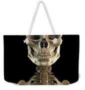 Bones Of The Head And Upper Thorax Weekender Tote Bag