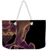 Bones Of The Hip Weekender Tote Bag