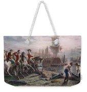 Boston: Evacuation, 1776 Weekender Tote Bag