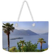 Brissago Islands Weekender Tote Bag