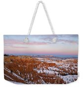 Bryce Canyon National Park Utah Weekender Tote Bag