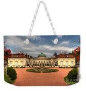 Buchlovice Castle Weekender Tote Bag by Michal Boubin
