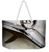 Buick Riviera Hood Ornament  Weekender Tote Bag