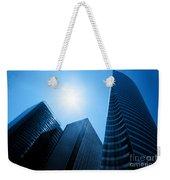 Business Skyscrapers Weekender Tote Bag