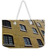Butlers Wharf Windows Weekender Tote Bag