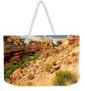 Calf Creek Falls Canyon Weekender Tote Bag