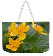 Caltha Weekender Tote Bag