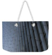 Canary Wharf Abstract Weekender Tote Bag