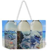 Carey Chen Fine Art Wines Weekender Tote Bag