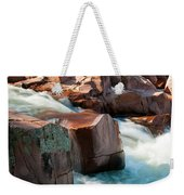 Castor River Weekender Tote Bag