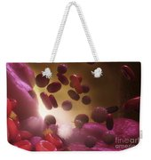 Cells Of The Immune System Weekender Tote Bag